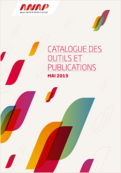 Catalogue publications ANAP